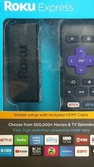Roku Express for Sale in San Diego, CA