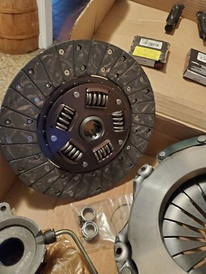 Jeep AX15 Clutch kit w/front and rear seals for Sale in Fort Lauderdale, FL