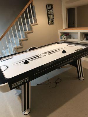 ESPN Air hockey table for Sale in Billerica, MA