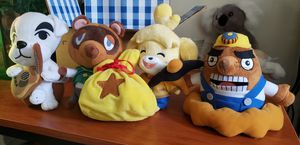 Animal crossing plushies for Sale in Hillsboro, OR