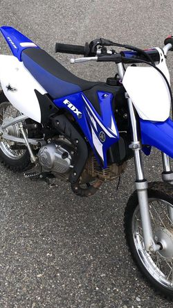 2009 yamaha TTR110E for Sale in Edmonds,  WA
