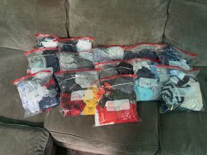 Lightly Used Baby Clothes for Sale in Monroe Township, NJ
