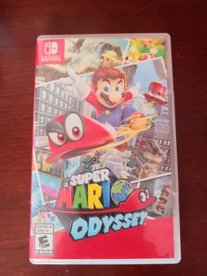 Super Mario Odyssey for Sale in Anaheim, CA