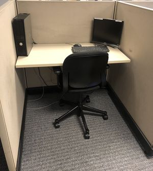 16 complete office cubicles 80.00 each for Sale in Phoenix, AZ