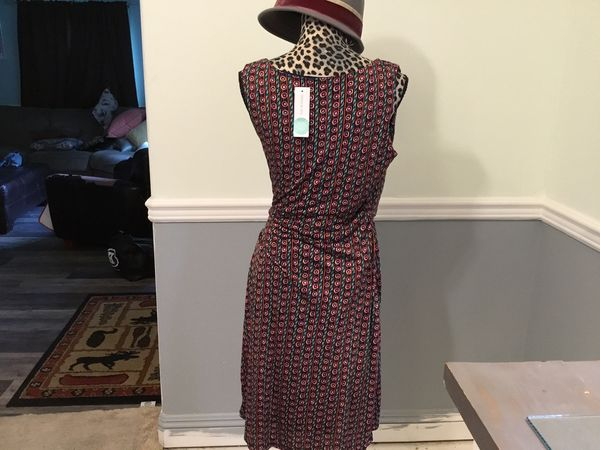 Slip over dress size large