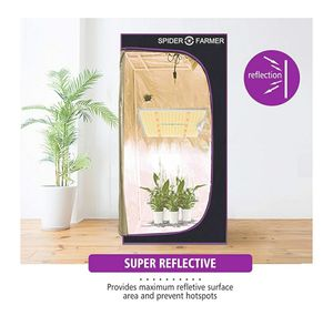 Spider farm grow tent for Sale in South San Francisco, CA