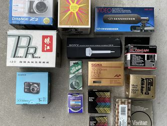 Vintage Camera Equipment for Sale in San Ramon,  CA
