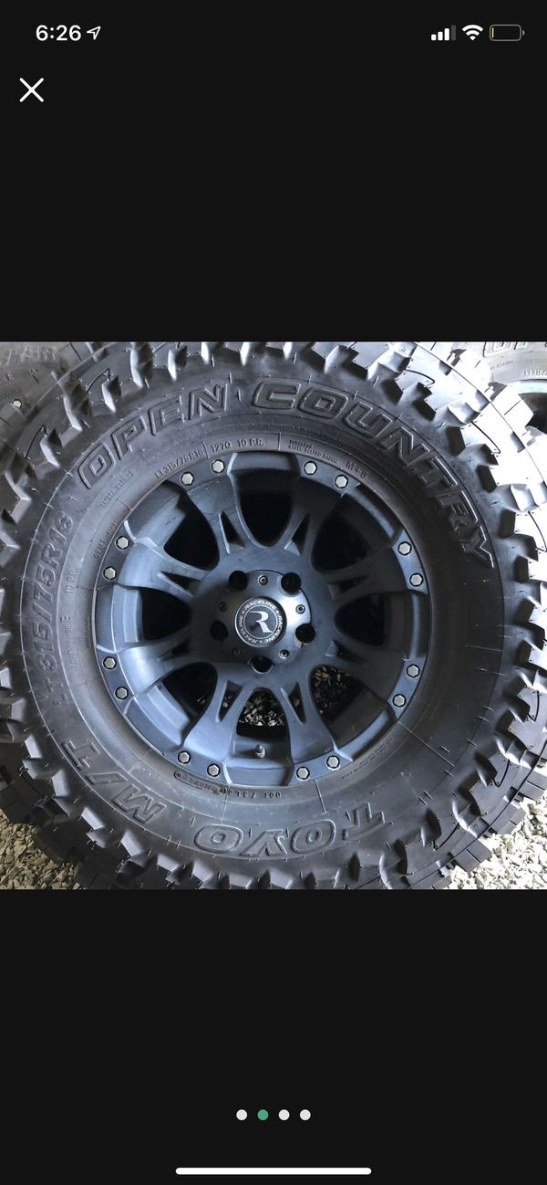 Jeep Aftermarket Off-road Wheels And Tires OBO