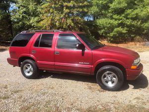 2002 Chevy Blazer for Sale in Ranger, GA