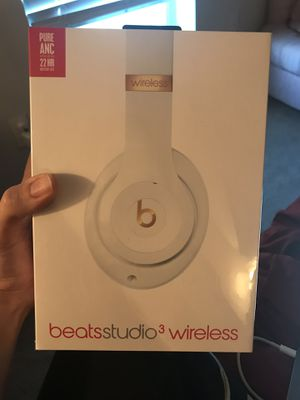 Beats Studio3 Wireless Headphones for Sale in San Marcos, TX