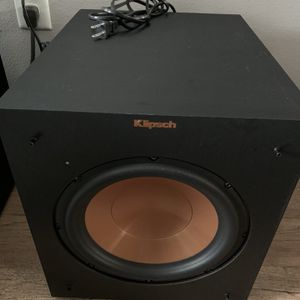 Klipsch Reference 10 Inch Sub R-10SW for Sale in Everett, WA
