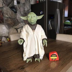 Stars wars yoda original action figure for Sale in Bellflower, CA