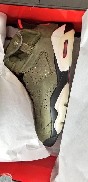 Nike Jordan 6 6s Travis Scott 1 cactus jack supreme size 10 for Sale in Atlanta, GA