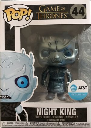 Game of Thrones 'Night King' Pop Collectible Exclusive toy for Sale in San Lorenzo, CA