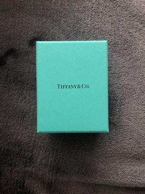 Tiffany Jewelry Bag and Box for Sale in Alexandria, VA