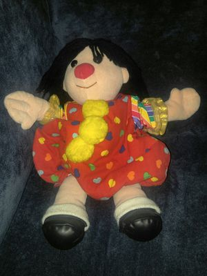 Vintage Molly Big Comfy Couch Doll 1995 for Sale in Damascus, MD
