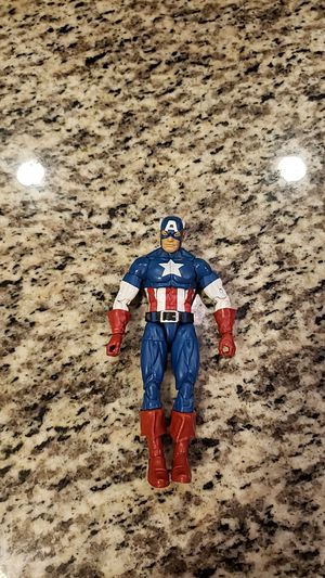 Captain America action figure for Sale in Davie, FL