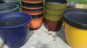 Flower pots for Sale in West Carson, CA