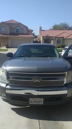 Silverado Chevy Silverado 07 for Sale in Clovis, CA