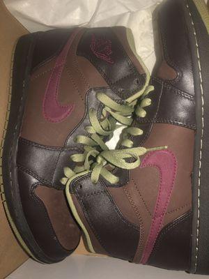 Jordan 1 brown velvet High for Sale in Seattle, WA
