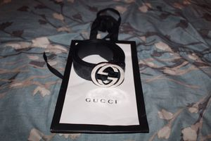 Gucci belt sz 32-34 for Sale in Merrick, NY