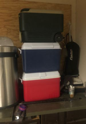Coolers for Sale in Tulsa, OK