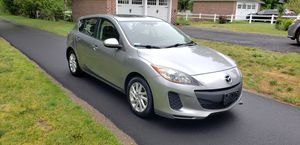 2012 Mazda 3 Hatchback 4cyl Runs Excellent!! for Sale in North Haven, CT