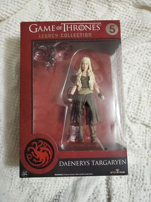Daenerys Targaryen Action Figure, Game of Thrones Legacy Collection #5 FUNKO HBO for Sale in Puyallup, WA