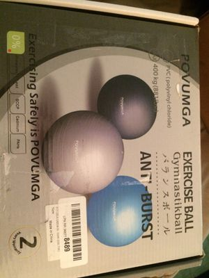 Exercise Ball-Brand New for Sale in Lexington, KY