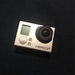 Gopro Hero 3+ for Sale in Fontana, CA