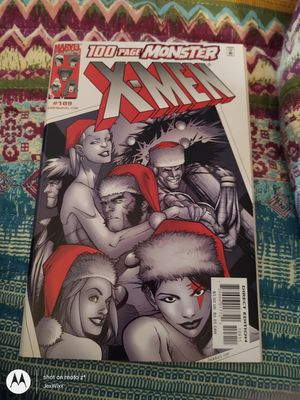 X-Men No 109 100 Page Monster Edition February 2001 for Sale in Walbridge, OH