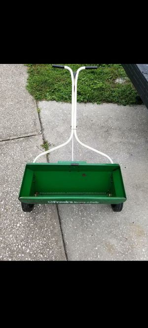 Heavy Duty metal spreader for Sale in Tampa, FL