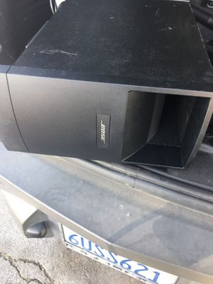 Bose speaker for Sale in Compton, CA