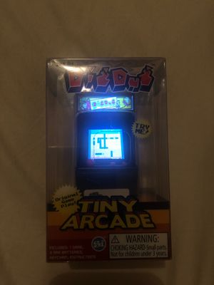 Tiny arcade Dig dug for Sale in Las Vegas, NV