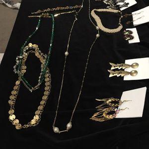 14 Pieces of fashion jewelry for Sale in Phoenix, AZ