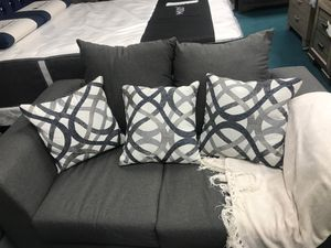 Gray Sofa and couch for Sale in Houston, TX