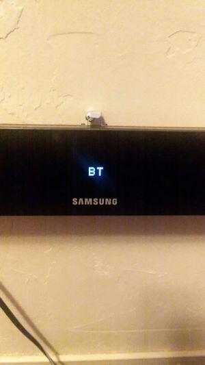 Samsung sound bar (Bluetooth) for Sale in Salt Lake City, UT