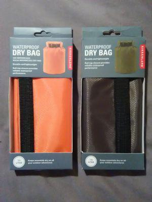 Kikkerland Waterproof Dry Bags for Sale in Tucson, AZ