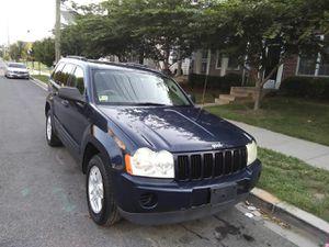 2006 Jeep Grand Cherokee 4x4 for Sale in Washington, DC