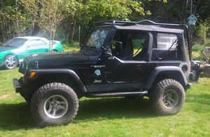 97 JEEP WRANGLER TJ for Sale in Grapeview, WA