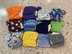 Newborn Blueberry Simplex Cloth Diapers for Sale in Mesa, AZ
