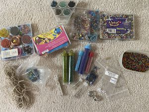 Lot of beading supplies. $4 for all for Sale in Peoria, IL