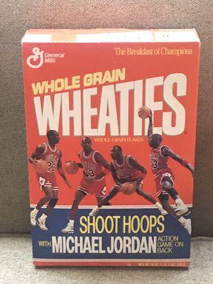Michael Jordan Wheaties for Sale in El Monte, CA