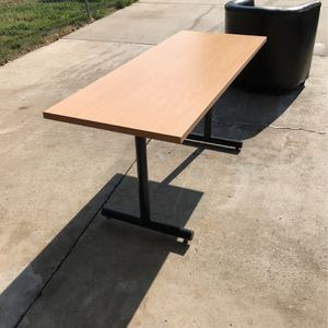 Folding Table Heavy Duty for Sale in Riverside, CA