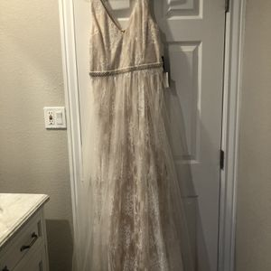 Lulu White Dress/wedding Dress for Sale in Lafayette, CA