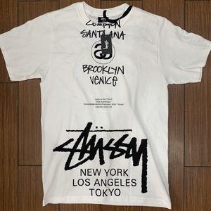 Stüssy x Takahiro Mitashita The Soloist 40th Anniversary Te for Sale in Moreno Valley, CA