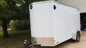 Wells Cargo Enclosed Trailer 7.5'x12'x6.5' for Sale in McKinney, TX