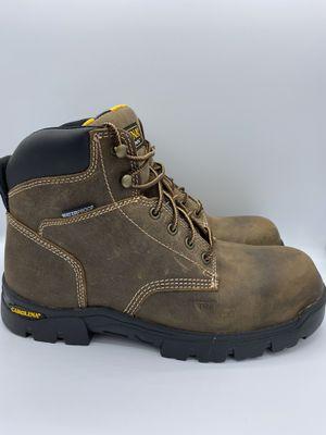 Carolina brown 6'' composite toe work boot for Sale in Ontario, CA