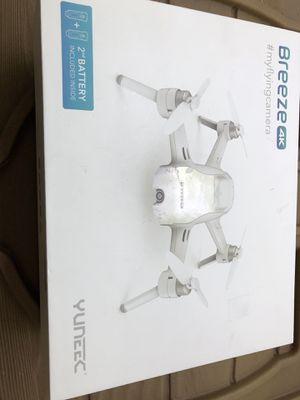 Breeze 4K Yuntec Flying Drone. for Sale in Austin, TX