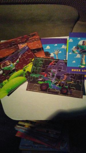 Toy story card collection for Sale in Denver, CO